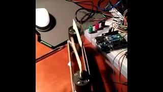 Arduino I2C dc motor control 1 master, 2 slave pwm pid serial
