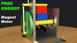 Free Energy Generator, Chung Nan Mu - Autogenic Energy, Magnetic Motor