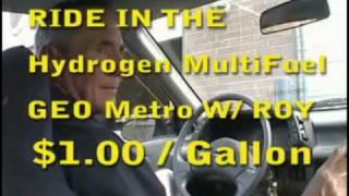 Roy McAlister Hydrogen Fuel - Engine Fundamentals - Geo Ride 2 of 2