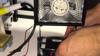 Joule Thief Power Joule Thief Teil 2 mit  Akkuträger und downupcycling Leuchte