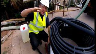 Ground Source Heat Pump Borehole Installation