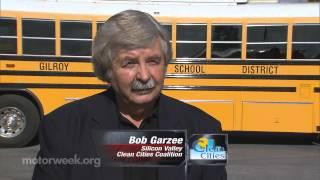 MotorWeek | Clean Cities: Electric School Buses