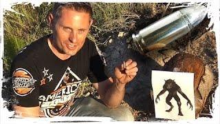 Homemade Silver Bullets that Actually Shoot! (With Cody's Lab)