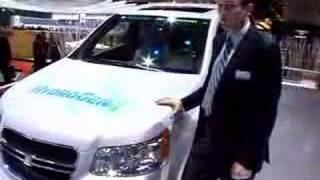GM Hydrogen 4 (Geneva Motor Show 2008)