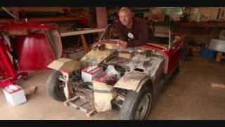 Part 9 - Electric Propulsion Test - 1969 Austin Healey Sprite EV Conversion