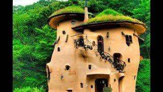 The Most Beautiful Green Cob Houses Unique Ideas! World Best Top 35 Cob Homes Interior Design Ideas