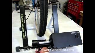 MNS Power PPG R300W  300 Watt DC Bike Generator system Voltage regulated 14V DC