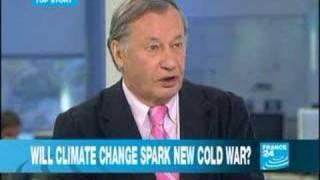 Will Arctic ice melt spark cold war?-France 24 EN
