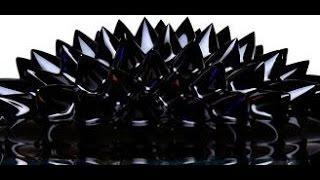 Ferrofluid- How to make your own ferrofluid at home DIY