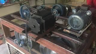 Free energy flywheel generator