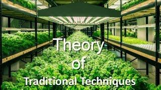 Theory of Vertical Farming | Future Farming | No Soil Farming | 95% Less Water Farming