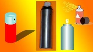 █ How to Make a Compressed Air Barrel /Cleaner █