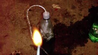 Homemade Hydrogen torch