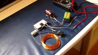 Joule thief 2 Incroyables Exp riences 62 Faire un joule thief 2 Make a joule thief 2 DIY