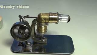 High Speed Stirling Engine - Free energy generator