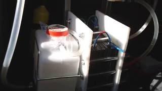 Generador hho con pwm en Ford Focus 2010