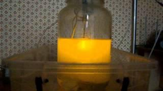 Plasma electrolysis (cathodic effect).