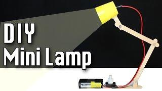 Mini Led Lamp DIY