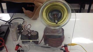 Bedini Motor Generator Test - Somsak Elect