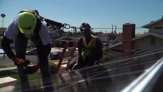 California invests heavily in solar energy