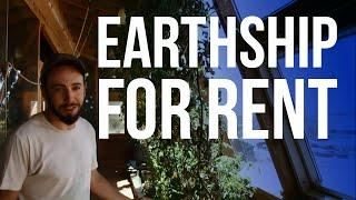 Earthship for Rent