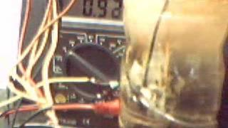 Highest back EMF on resonance with joule thief circuit