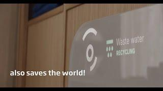 Discover Tomorrow's Connected Home - A Washer That Cares