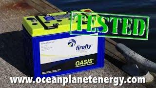 Carbon Foam Batteries - Pacific NW Boater TESTED
