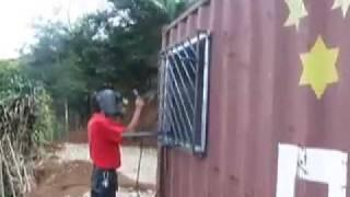 PART 1 Step by step of Shipping Container Home Design and Construction