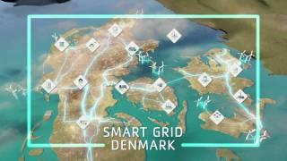 Smart Grid Denmark - the intelligent power grid of the future