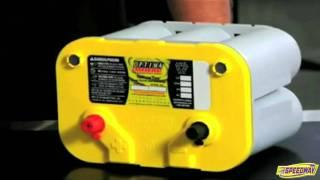Difference between Red Top, Yellow Top and Blue Top Optima Batteries