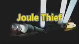 Joule Thief Light a CFL!