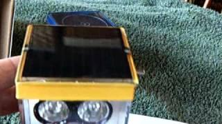 Solar Joule Thief HEWEY Boxed