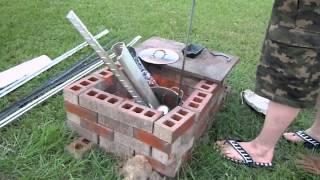easy backyard foundry