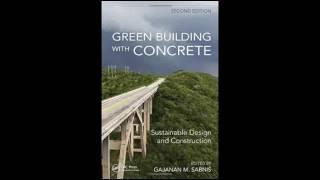 Download Green Building with Concrete Sustainable Design and Construction Second Edition Pdf