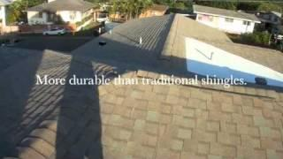 Bossert Builders Green Home Video - Solar Shingles