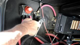 Equalize RV batteries