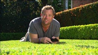 Jason's tips for the perfect green lawn