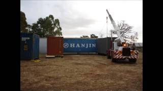 About Building Our Shipping Container House