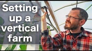 Plumbing a Vertical Farm