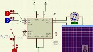 Practical electronics -- motor in PWM operation