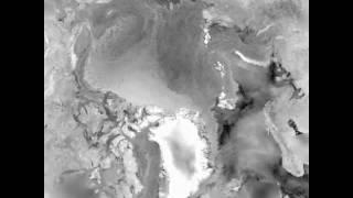 ASCAT Arctic Ice & Greenland melt jan13-jun16