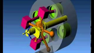 Axial Engine Motion