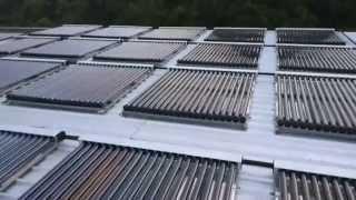Solar Hybrid heat pump