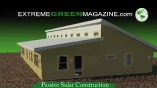 How Passive Solar Design Works