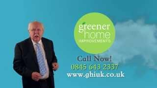 Michael Fish gets it wrong again - GHI TV Commercial