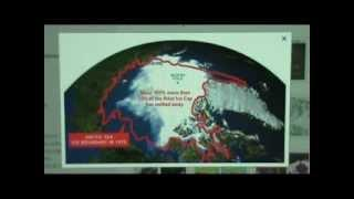 North Pole Arctic Ice Melt Anomaly Explained