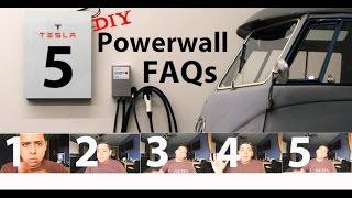 Top 5 DiY PowerWall Questions 3/5 - 18650's for $.30 Real?