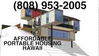 Shipping Container Homes Big Island | 808-953-2005 | Big Island Shipping Container Home
