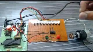 speed control of dc motor using pwm technique